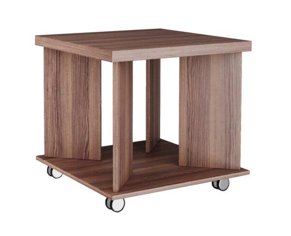 Столик прикроватный квадратный
